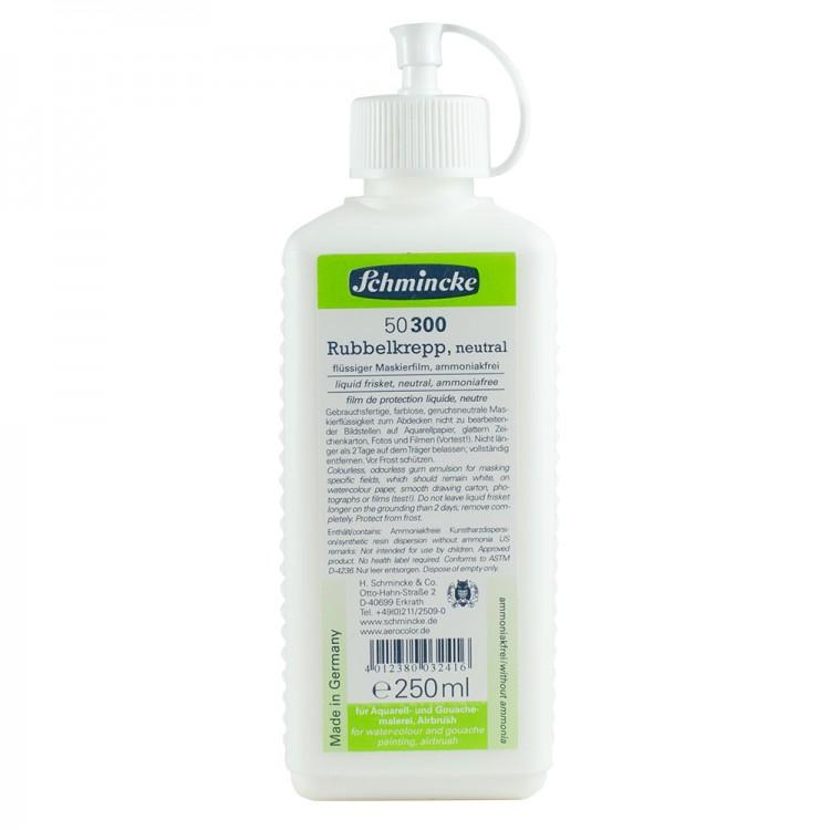 Schmincke : Watercolour Paint Masking Fluid : 250ml