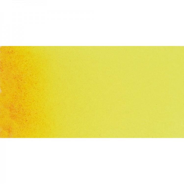 Schmincke : Horadam Watercolour Paint : Full Pan : Translucent Yellow