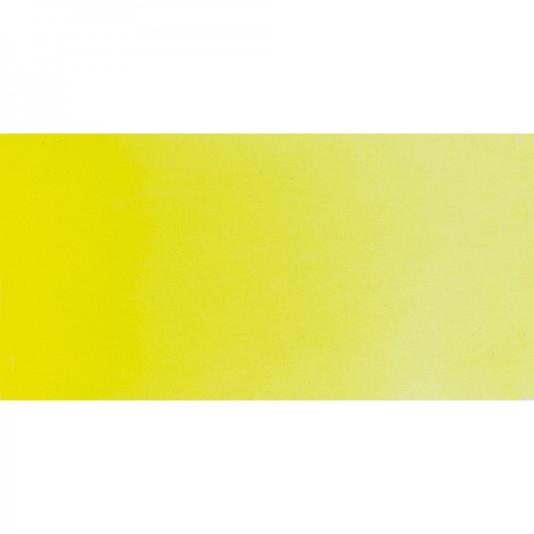 Schmincke : Horadam Watercolour : Half Pan : Chromium Yellow Hue Lemon (Chrome Yellow Lemon)