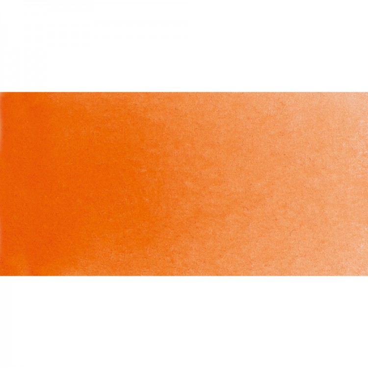 Schmincke : Horadam Watercolour : Half Pan : Transparent Orange (Translucent Orange)