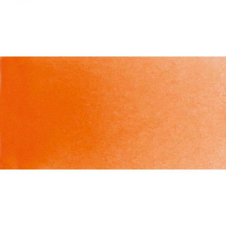 Schmincke : Horadam Watercolour : Half Pan : Transparent Orange (Translucent Orange)