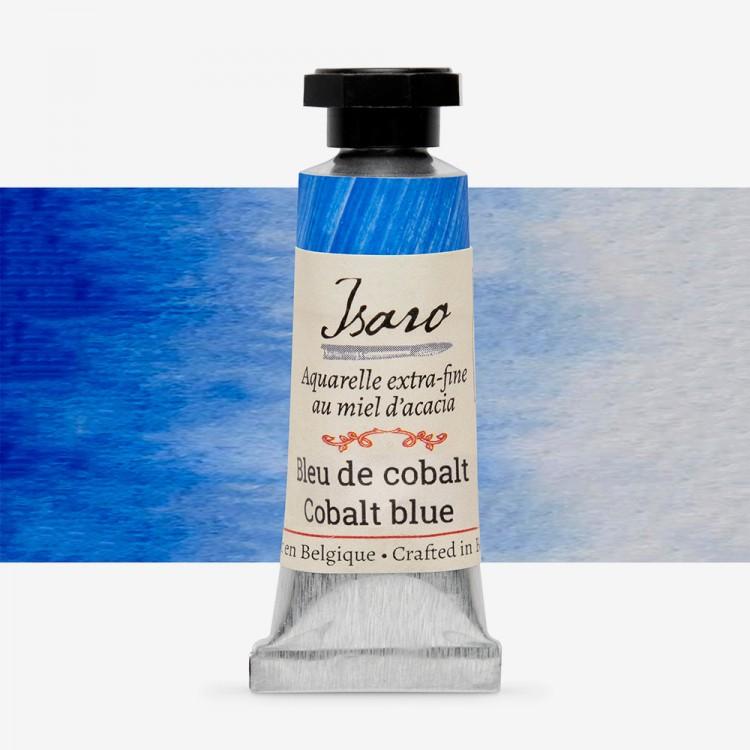 Isaro : Watercolour Paint : 7ml : Cobalt Blue