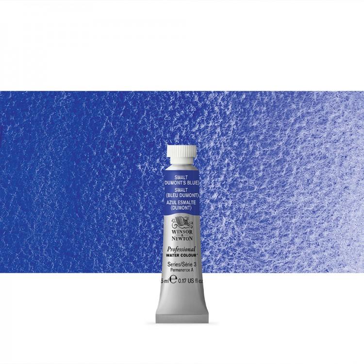 Winsor & Newton : Professional Watercolour : 5ml : Smalt : Ltd Twilight Edition