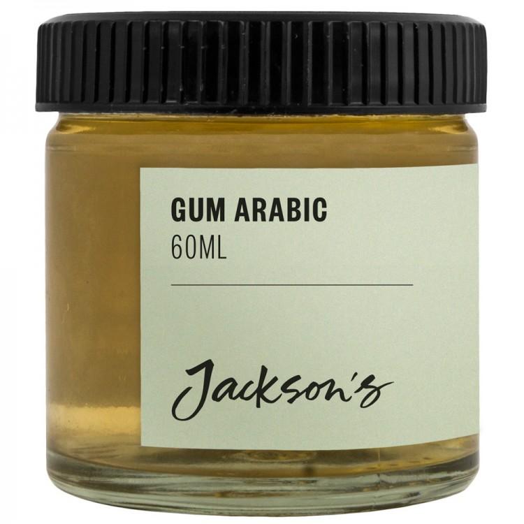 Jackson's : Gum Arabic : 60ml