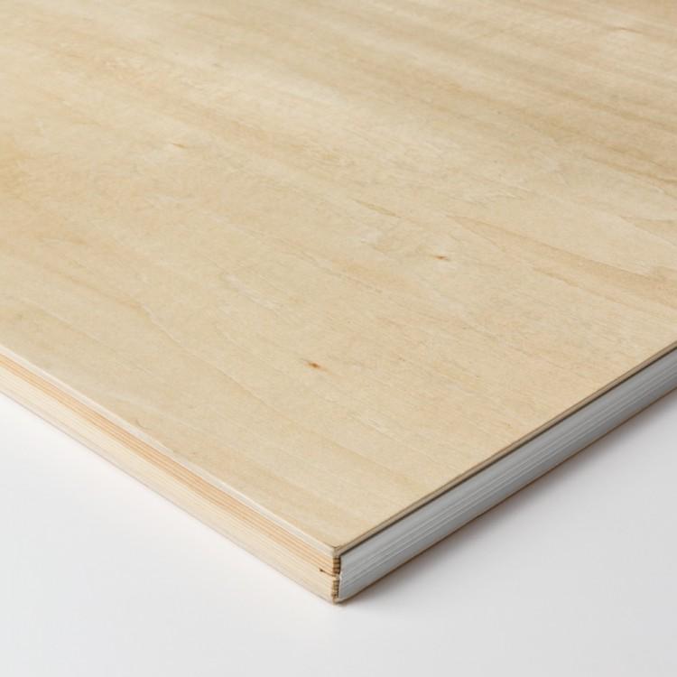 Jackson's : Lightweight Drawing Board with Metal Edge : 24x36in (60x91.5x2cm)