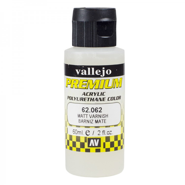 AV : Premium Airbrush Varnishes