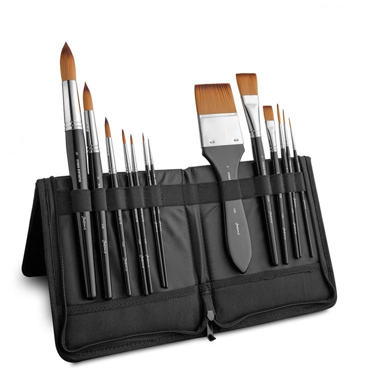 Jackson's : Studio Synthetic Brush Set : Large : Set of 14