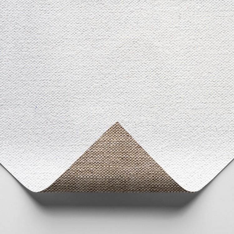 Claessens : 66 Medium Linen : 460gsm : Oil Primed : 210cm Wide : 10m Roll