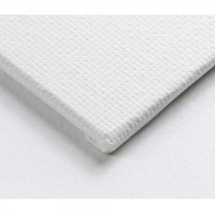 Cotton Art Panels : Canvas on Compressed Card