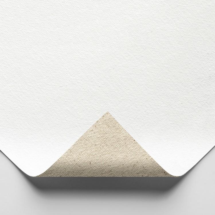 Jackson's : Medium Cotton Duck Canvas : 407gsm (12oz) : Universal Primed : 183cm Wide : 10m Roll