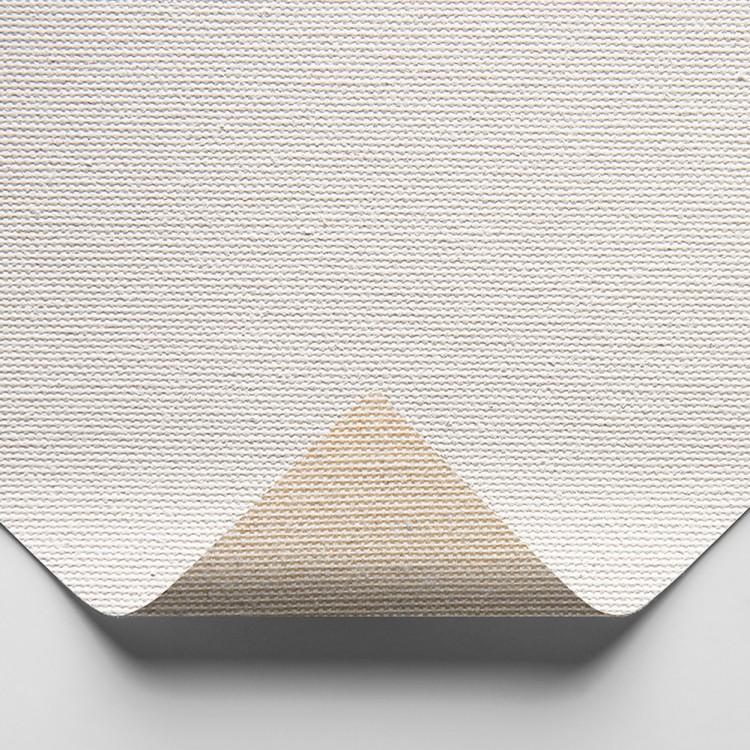 Jackson's : Medium Cotton Duck Canvas : 271gsm (8oz) : Universal Primed : 183cm Wide : 10m Roll