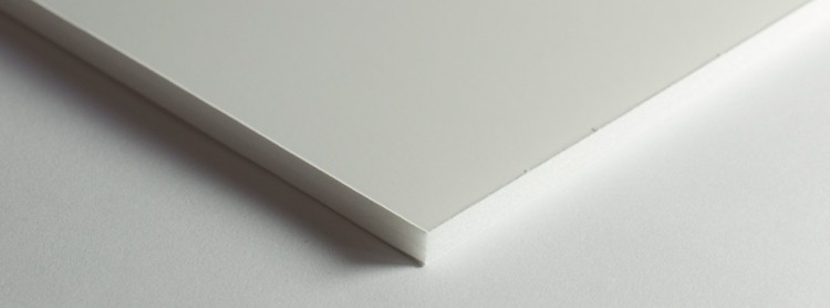 Crescent : Art Foam Boards