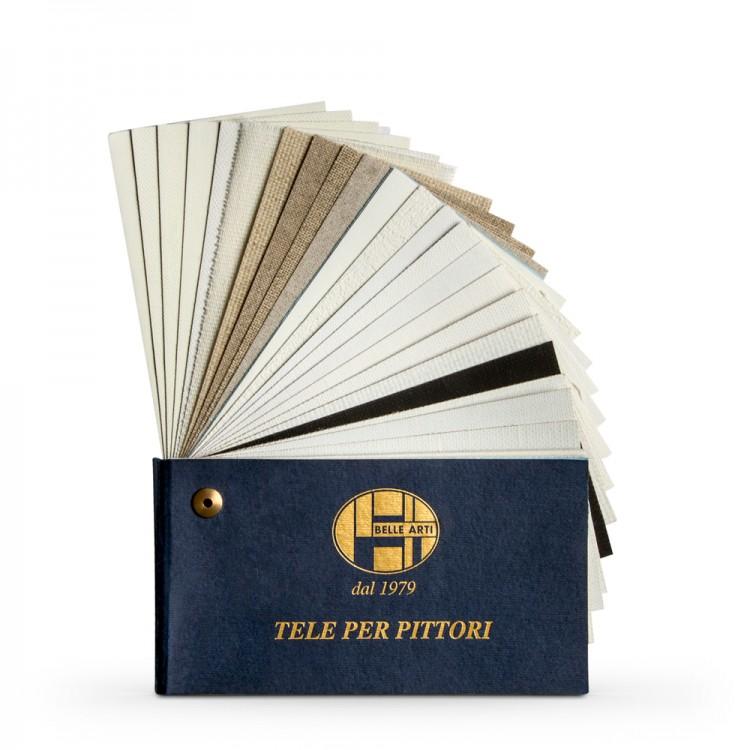 Belle Arti : Samples book of italian Linens : 1 Per Order
