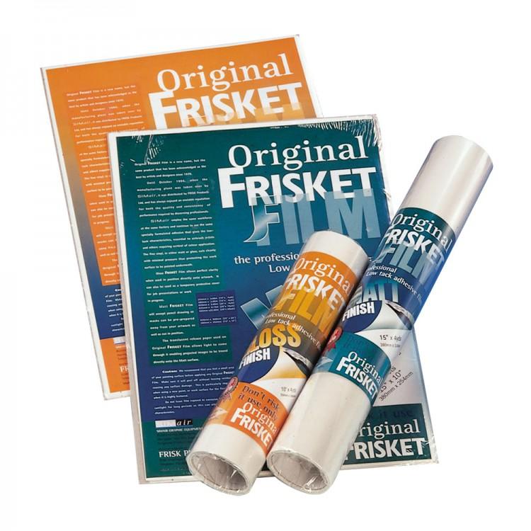 Frisket Film : Masking Films : Sheets