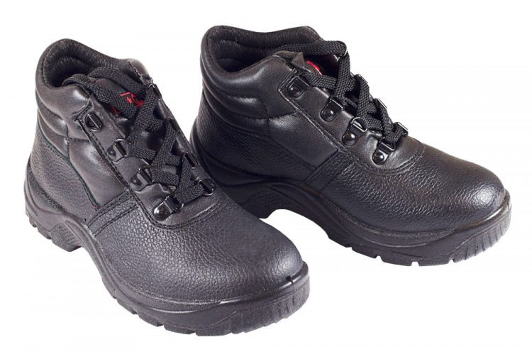 Handover : Work Boots with Steel Toe Caps