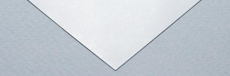 Iceflow : Encaustic Art Smooth White Cards