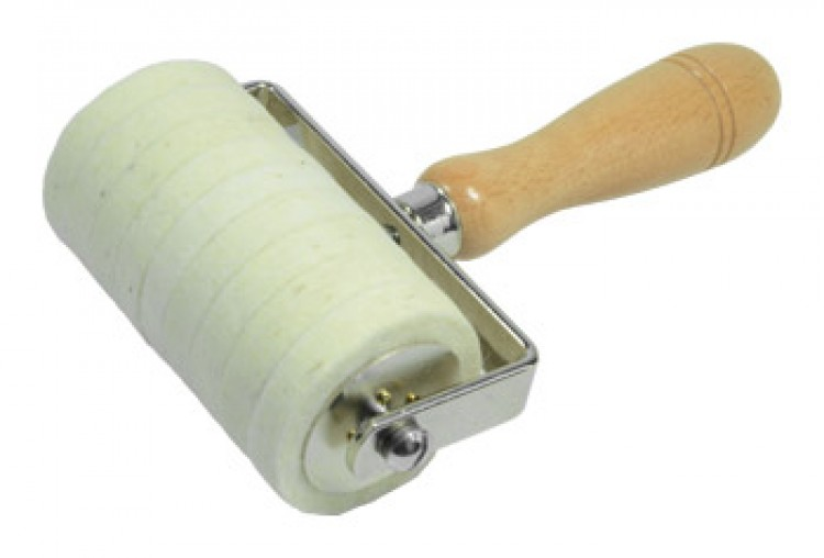 Lawrence : Felt Roller : 3.5 in