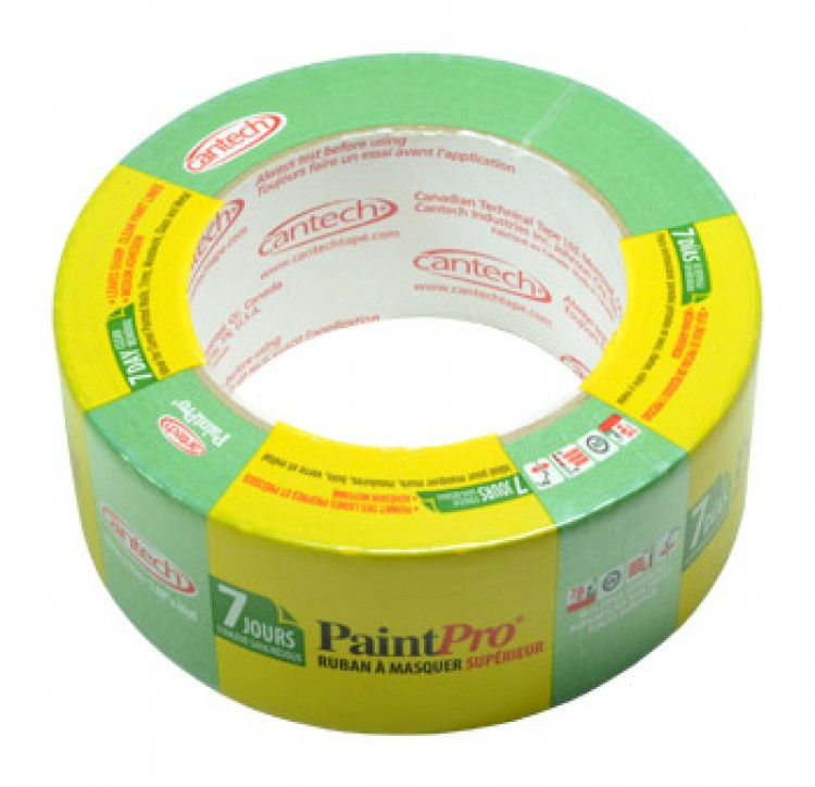 Paint Pro : Green Medium Tack Masking Tape 48mm x 55m