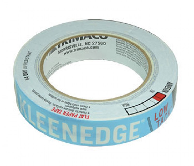 Kleenedge : Low Tack Masking Tape 24 mm x 50 m - 0.94 in
