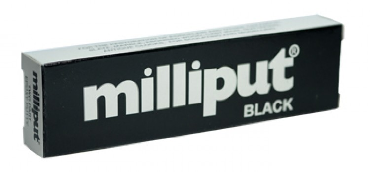Milliput Epoxy Resin 113.4gm Black Versatile Putty can be sculpted