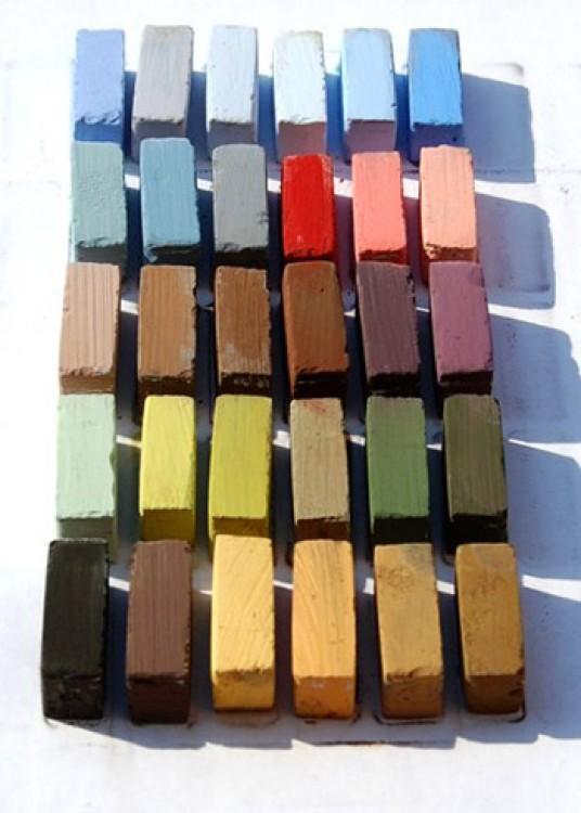 Terry Ludwig : Soft Pastel Set : 30 Basic Landscape