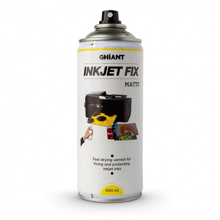 Ghiant : Ink Jet Fixative : 400ml : Matt : Ship By Road Only