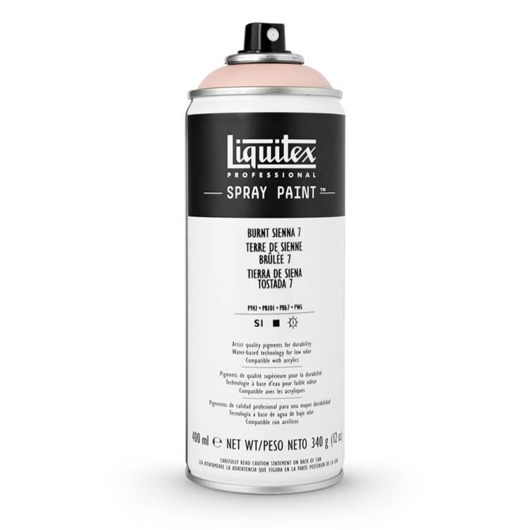 Liquitex : Professional Acrylic Spray Paint