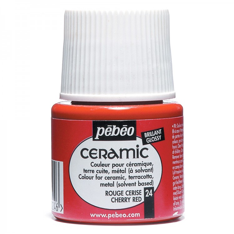 Pebeo : Ceramic Paint