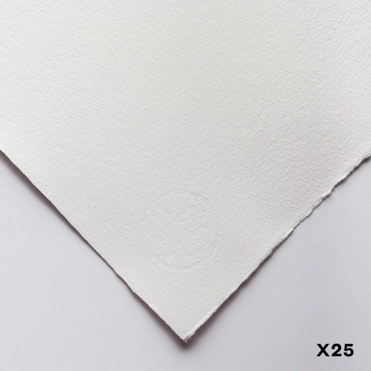 Hahnemuhle : Etching Paper : 56x78cm : 300gsm : White : Pack of 25