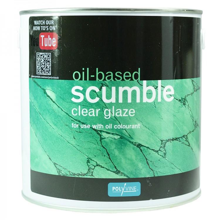 Polyvine : Oil-Based Scumble Glaze