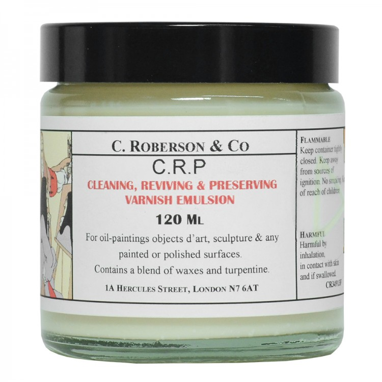 Robersons : CRP : Cleansing, Reviving & Preserving Medium