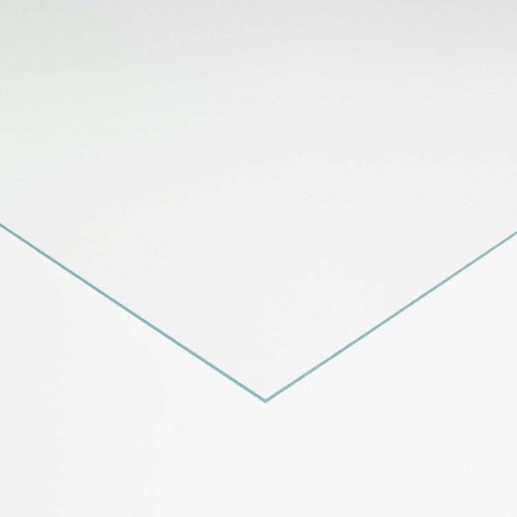 Styrene Acrylic Glass : 1.2 mm thick