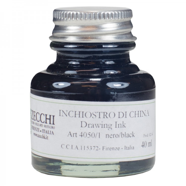 Traditional Historic Pigments : Drawing Inks