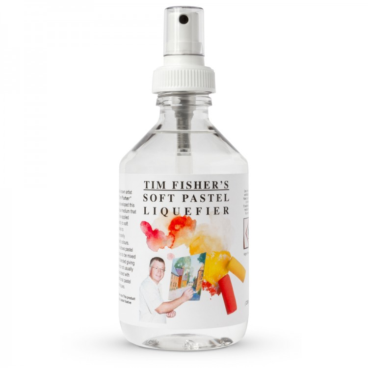 Tim Fisher : Soft Pastel Liquefier : 250ml