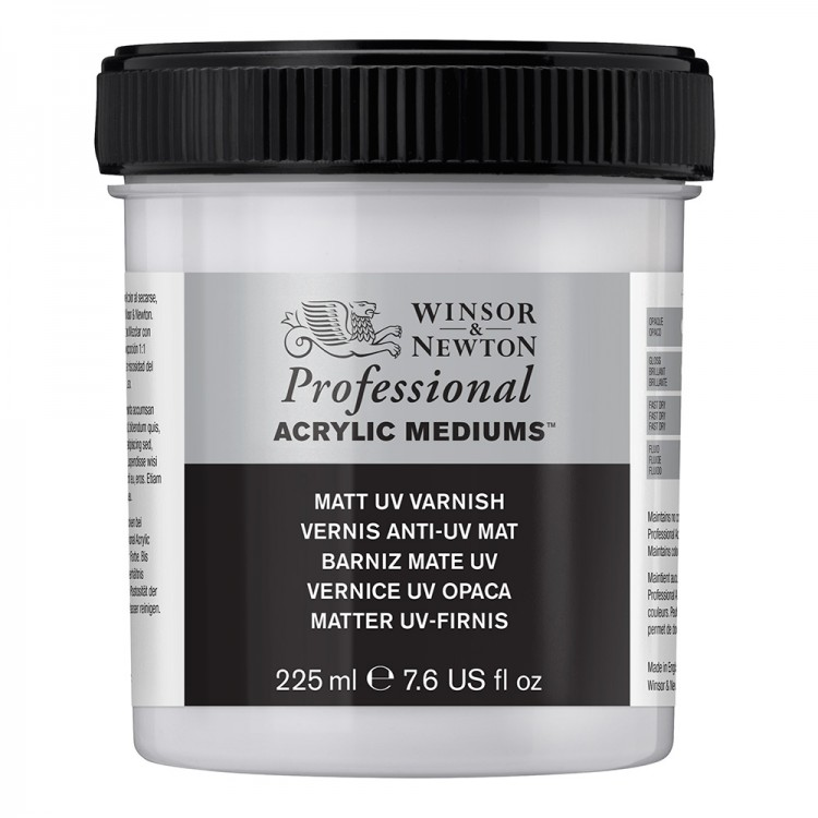 Winsor & Newton : Professional Acrylic : UV Varnishes