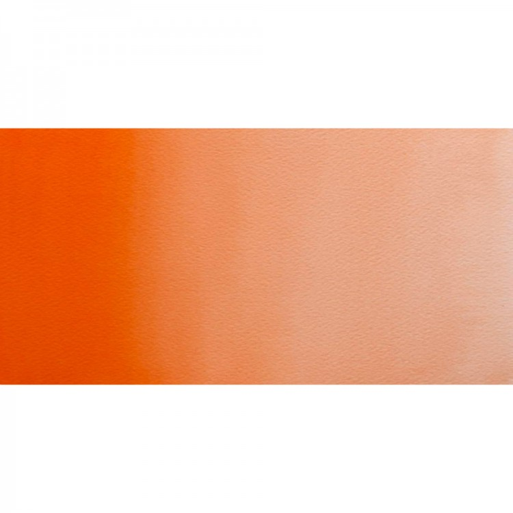 Winsor & Newton : Professional Watercolour Paint : 14ml : Winsor Orange (Red Shade) : Ne