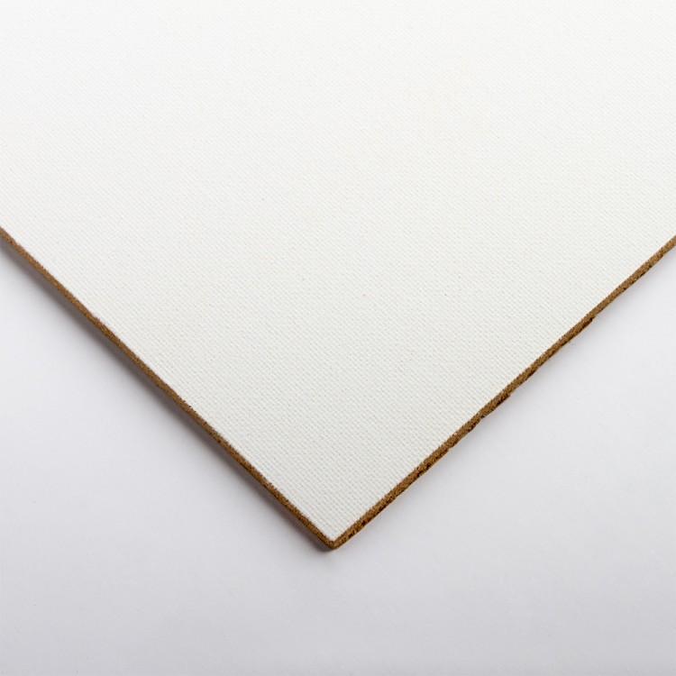 Cotton Art Board Canvas : 3.2 mm MDF : Sheared Edges