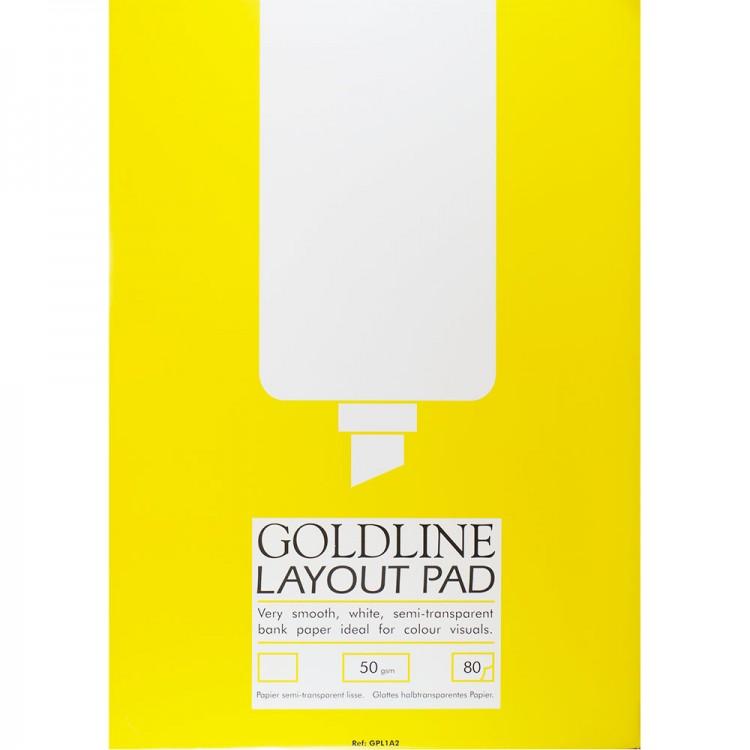 Goldline : Layout Pads : 50 gsm
