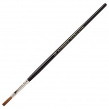 Handover : Pure Sable One Stroke Long Hair Signwriting Brush : 1/8 in