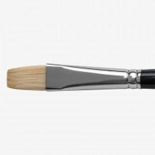 Handover : Chungking Studio : Hog Hair Brush : Flat/Bright : Size 10