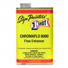 1Shot : Chromaflo 6000 : Flow Enhancer : 946ml : By Road Parcel Only