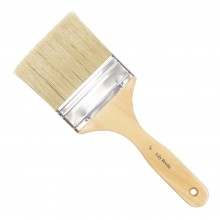 Handover : Thin Flat Lily Bristle Brush : 4 in