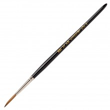 Handover : Pure Sable Watercolour Brush Long Hair : # 5