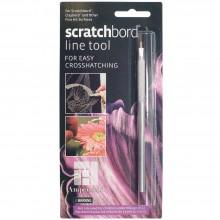 Ampersand : Scratchbord Line Tool