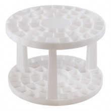 Studio Essentials : Plastic Brush Holder : 14.5x10cm