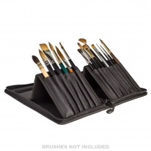 Jackson's : Brush Case For Short Handle Brushes : 29x36cm Open