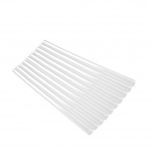 Jackson's : Transparent Plastic Brush Head Protector : 9x250mm : Pack of 10