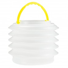 Studio Essentials : Collapsible Lantern Water Pot : Small : 4in Diameter
