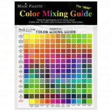 Magic Palette : Mini Essential Color Mixing Guide