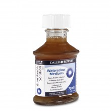 Daler Rowney : Watercolour : Gum Arabic Solution : 75ml